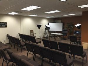 Christian Addiction Treatment Classroom