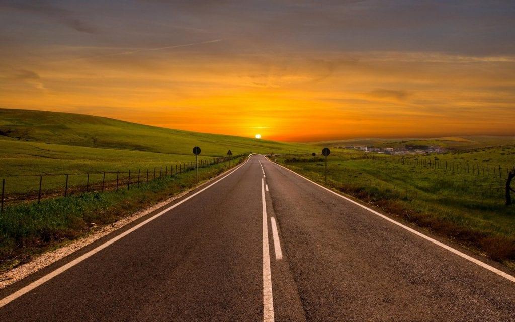 ws_Orange_Sunset_Road_Fields_1920x1200
