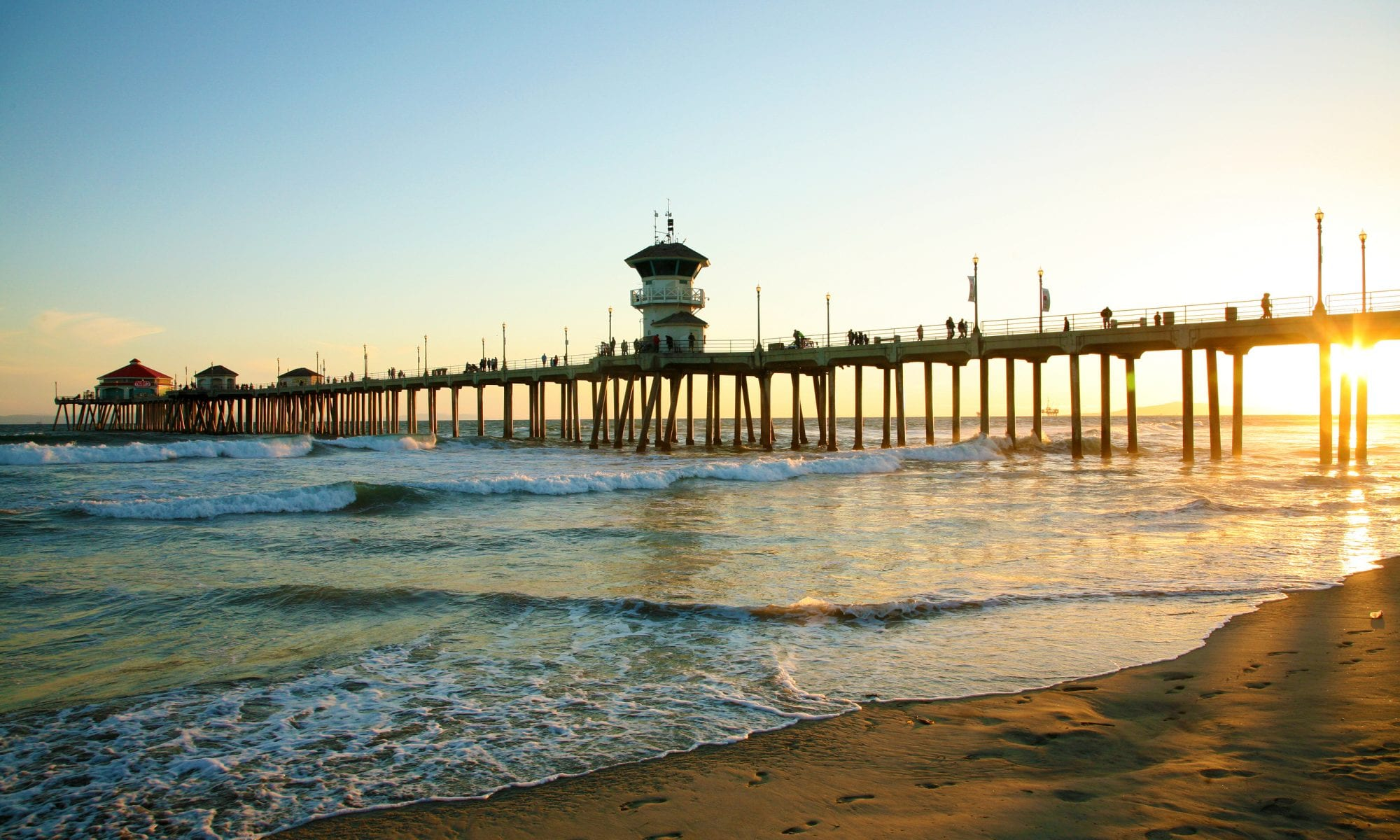 bigstock Huntington Beach California Pi 242521114